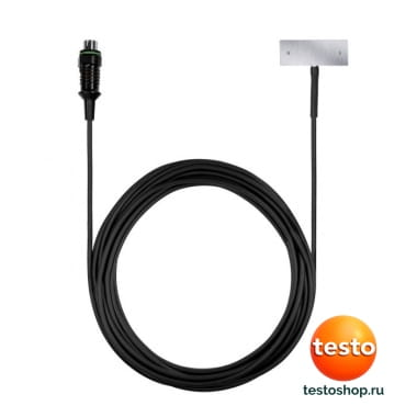 Зонд для измерения температуры поверхности стен 0628 7507 в фирменном магазине Testo