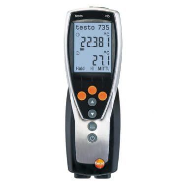 3-х Канальный термометр Testo 735-1
