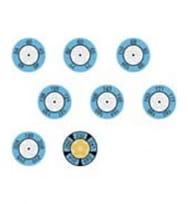 Круглые индикаторы testoterm - измерительный диапазон +88 … +110 °C