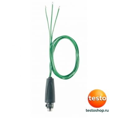 Температурный зонд для определения коэффициента теплопередачи 0614 1635 в фирменном магазине Testo