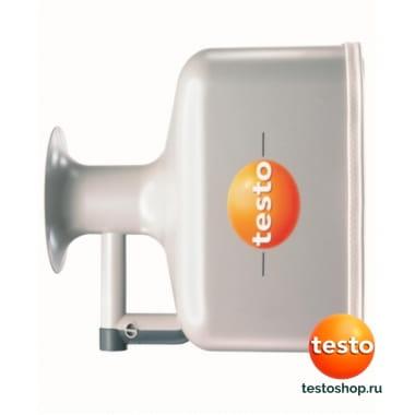 testovent 410, воронка для измерения объемного расхода