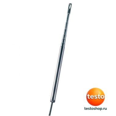 Зонд с обогреваемой струной для измерения скорости и температуры 0635 1025 в фирменном магазине Testo