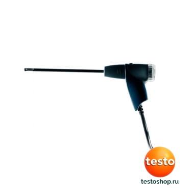 Зонд отбора пробы, длина 300 мм,  D 6 мм, 500°C 0600 9763 в фирменном магазине Testo