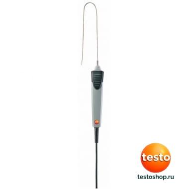 Гибкий быстродействующий погружной зонд 0602 0593 в фирменном магазине Testo