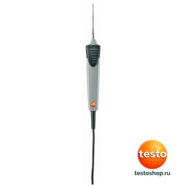 Быстродействующий, водонепроницаемый погружной/проникающий зонд 0602 2693 в фирменном магазине Testo