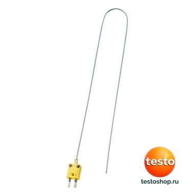 Погружной наконечник, гибкий, термопара тип К 0602 5792 в фирменном магазине Testo