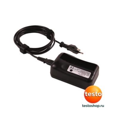Зарядное устройство для запасного аккумулятора 0554 1103 в фирменном магазине Testo