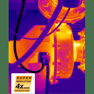 SuperResolution 0554 7806 в фирменном магазине Testo