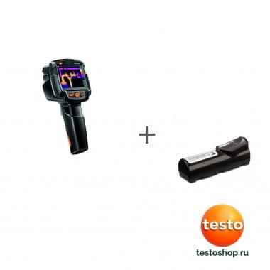 Тепловизор Testo 868 + дополнительный АКБ