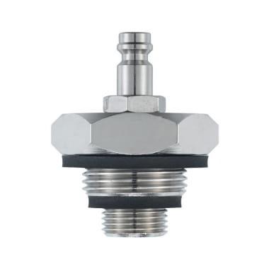 Конический установочный фиттинг для высокого давления 3/8 дюйм 0554 3163 в фирменном магазине Testo
