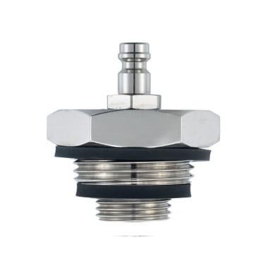 Конический установочный фиттинг для высокого давления 1/2 дюйм 0554 3164 в фирменном магазине Testo