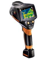 Комплект Testo 875-2i - Тепловизор < 50 мК для всестороннего анализа в комплекте с дополнительными принадлежностями