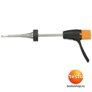 Трубка к зонду, длина 180 мм, D 8 мм, Tмакс. 500 °C 0554 9760 в фирменном магазине Testo