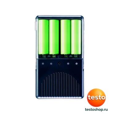 Внешнее зарядное устройство для аккумуляторов 0554 0610 в фирменном магазине Testo