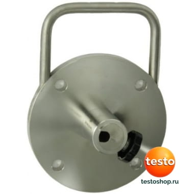 Монтажный фланец, нержав. сталь 1.4571 0554 0760 в фирменном магазине Testo