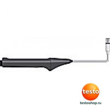 Зонд температуры сверхбыстрый/поверхностный, угол изгиба 90° 0604 0994 в фирменном магазине Testo