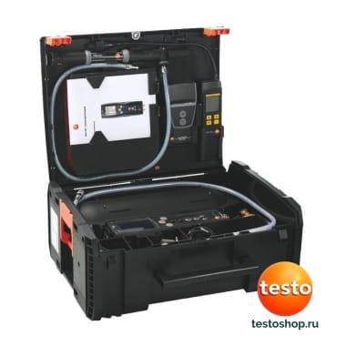 Системный кейс, вкл. набор шлангов 0516 3240 в фирменном магазине Testo