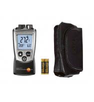 2-х Канальный прибор измерения температуры с ИК-термометром Testo 810