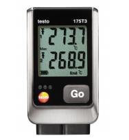 2х - Канальный логгер данных температуры Testo 175 T3