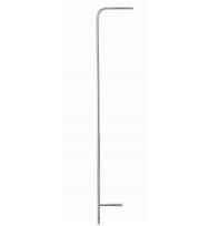 Трубка Пито Testo длина 1000 мм, D 7 мм