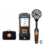 Комплект Testo 440 с крыльчаткой 100 мм с Bluetooth