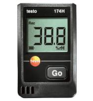 Мини-логгер данных температуры и влажности Testo 174 H